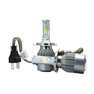 Muvado H4 Headlamp Lampu LED Mobil [12 V/60 W/6000K]
