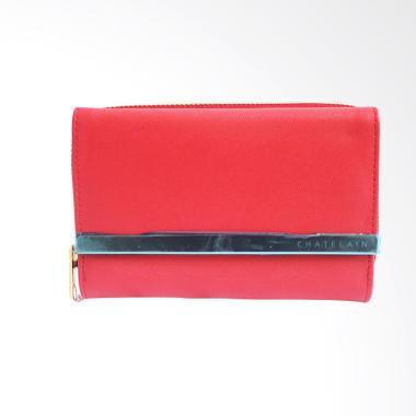 Chatelain DCH470620 Original Dompet Wanita - Red
