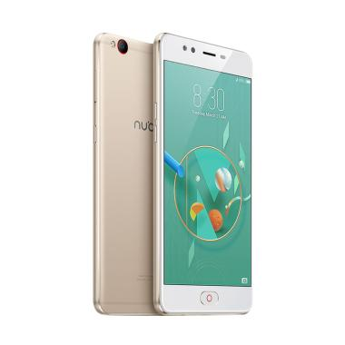 NUBIA M2 Lite Smartphone - Champagne Gold [32GB/4GB]