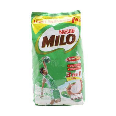 Nestle Milo 3 in 1 Active-GO with Dancow [1 kg]