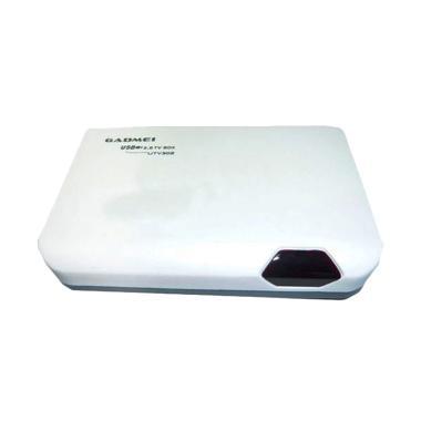Gadmei 302E USB TV Box UTV TV Tunner - Putih