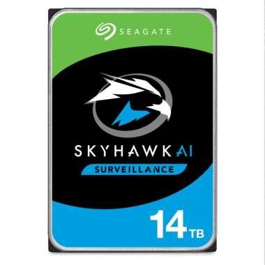 harga Seagate Skyhawk 14TB / 3.5 inch / SATA / Garansi 3 Tahun Blibli.com