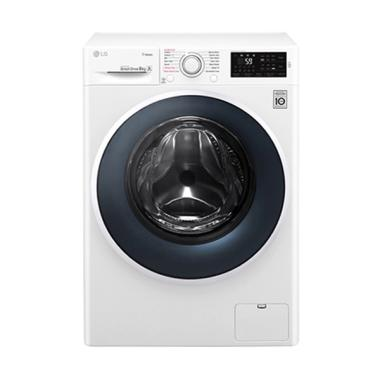 LG FC1409H3W Mesin Cuci Front Loading with Dryer [9 kg]
