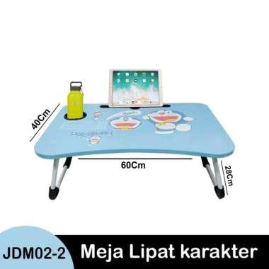 harga Meja Lipat Belajar Laptop Serbaguna Aksesoris komputer JDM02-2 Blibli.com
