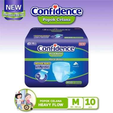 harga Confidence Popok Dewasa Adult Pants Heavy Flow - M10 - M 10 Blibli.com