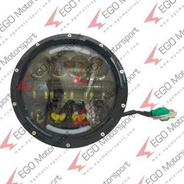 harga Lampu Motor Headlamp Daymaker 7inch Spider Eye Harley D,Custom,Japstyle,Caferacer, Universal Blibli.com