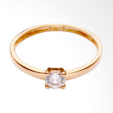 WhizLiz Ring Elsie Cincin Emas - Gold [9K]