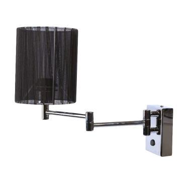 Olafur Darius Wall Lamp Lampu Dinding - Shadow Black