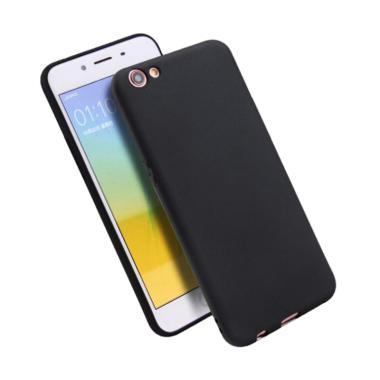 Lize Design Case Slim Black Matte S ... thin / Jelly Case - Black
