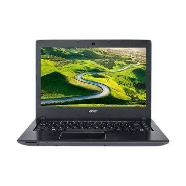 Acer E5-475-37KP Notebook - Gray [1 ... 3-6006U/4GB/500GB/Alinux]