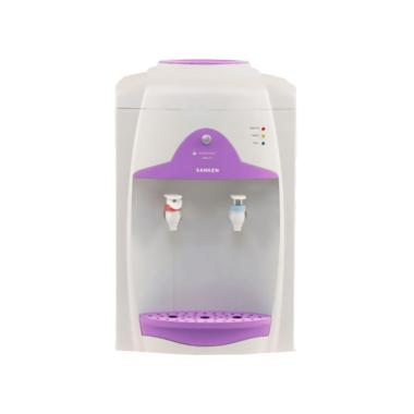 Sanken HWN-676W Portable Water Dispenser - Pink
