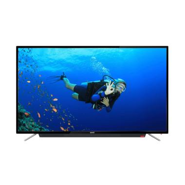 Akari LE-50D88SB LED TV with SoundBar [50 Inch/ Full HD/ USB Movie]