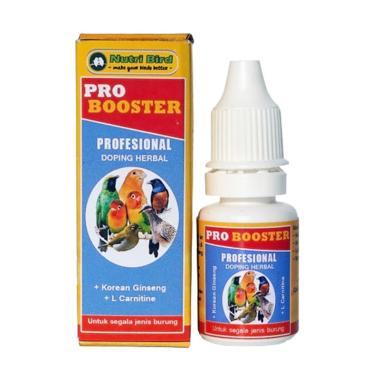 Nutribird Pro Booster Profesional D ...  Nutribird Vitamin Burung