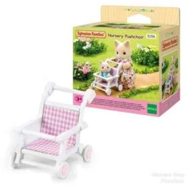 harga Sylvanian Family Nursery Push Chair Stroller Kereta Dorong Bayi Blibli.com