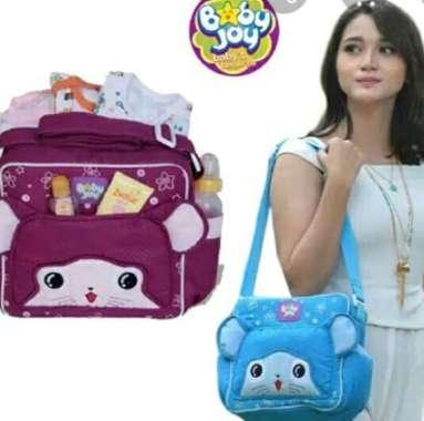 harga Tas bayi saku kecil baby joy melody series BJT1018 Blibli.com