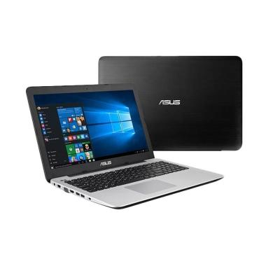 Asus X555B Notebook - Black [AMD/ A9 Graphics]