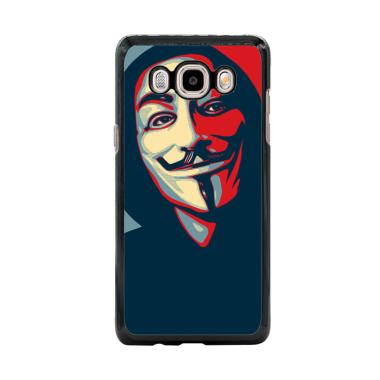 Cococase Anonymous J0253 Casing for Samsung Galaxy J7 2016