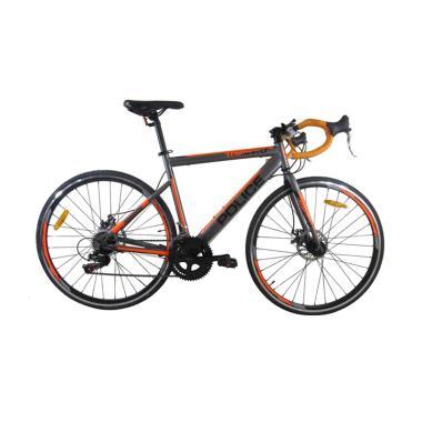 harga #DIJAMINMURAH - Police 700C Toronto Sepeda Roadbike Blibli.com
