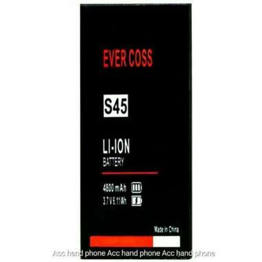 harga Dijual Baterai Handphone Evercoss S45 4G LTE Face Unlock X Tream Original Oem Diskon Blibli.com