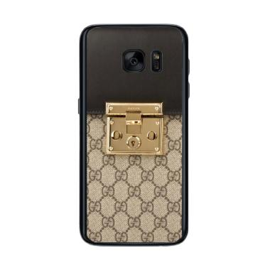 Acc Hp Unique Bag Gucci X5620 Custom Casing for Samsung S7 Edge