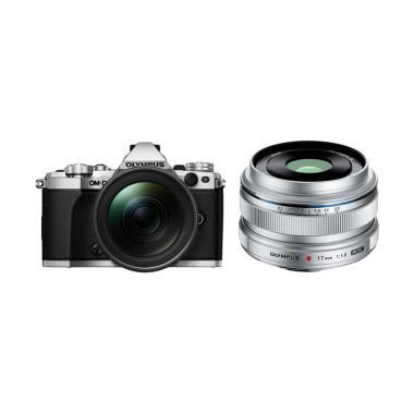 Olympus OMD EM5 MARK II Lens 12 - 4 ... amera Mirrorless  - Siver
