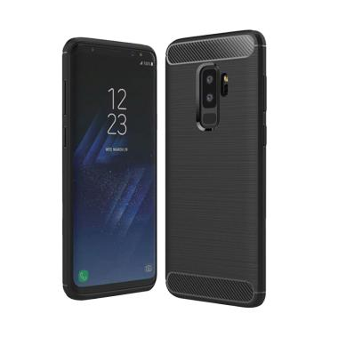 Tunedesign Slim Armor Casing for Samsung Galaxy S9 Plus - Black