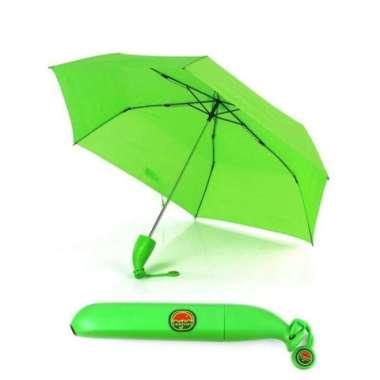 harga BARU Payung Lipat Design Cute Pisang Banana Umbrella UV Protection multicolor Blibli.com