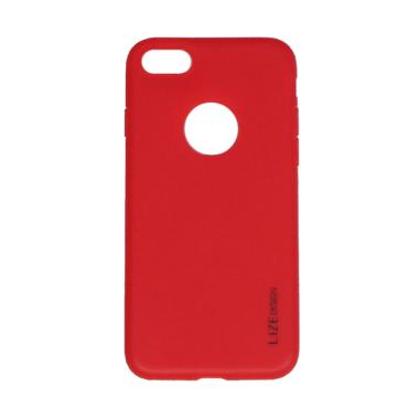 Lize Slim Case Iphone 8 Softcase Iphone 8 Casing iPhone 8 - Red