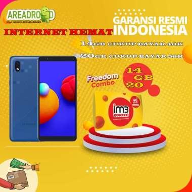 harga Samsung A01 Core [2/32 GB] Samsung Galaxy A01 Core 2 GB 32 GB Bundle Indosat Garansi Resmi Bundle 14GB Blibli.com