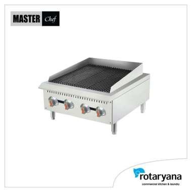 harga Rotaryana Gas Char Broiler Grill 24