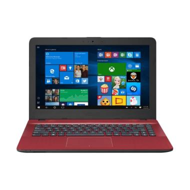 Asus X441BA-GA603T Notebook - Red [ ... B /1TB HDD/14 Inch/Win10]
