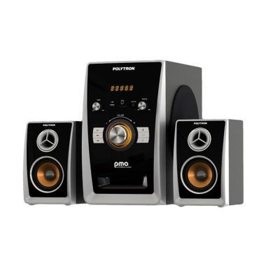 POLYTRON PMA9501 Multimedia Audio Speaker Portabel with Bluetooth