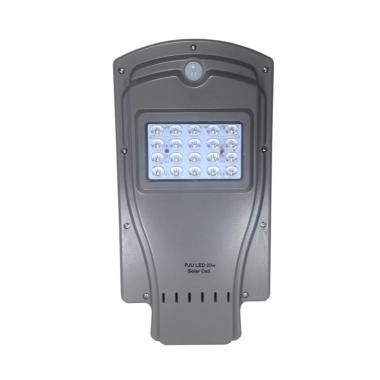 KEIBU Solar Cell Panel Surya Integrated Lampu PJU [20 Watt/20 LED]