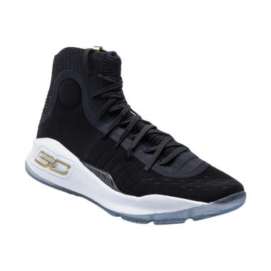 Under Armour Men Basketball Curry 4 ... sket Pria [1298306 - 001]