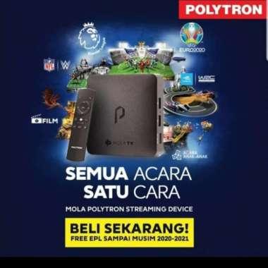 harga Android streaming devices PDB-M11 POLYTRON mola tv Blibli.com