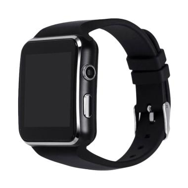 Xwatch X6 Smartwatch For Android And Ios Hitam