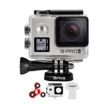 Brica B-PRO 5 AE Mark IIs (AE2s) 4K ... t Action Camera  - Silver