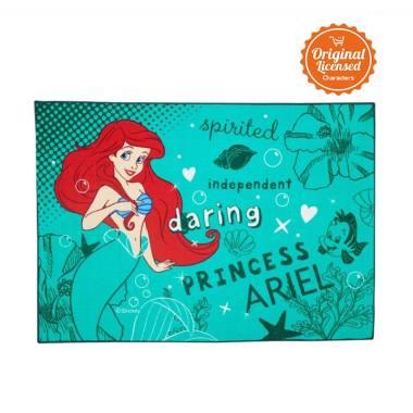 Disney I Am a Princess Ariel Valvet Carpet Alas Lantai