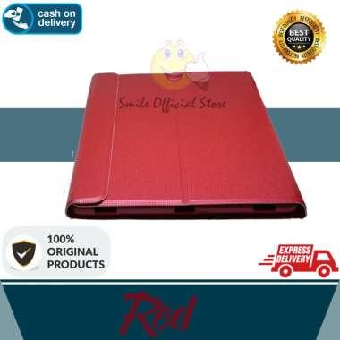 harga Casing Sarung Buku FlipCover SmartCover Tablet Samsung Tab S Pen A 8inch 2019 / T295 Kesing Dompet Sampul tab Red Blibli.com