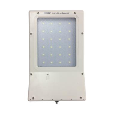 KEIBU Solar Cell Panel Surya Integrated Lampu PJU [24 LED/ 5 Watt]