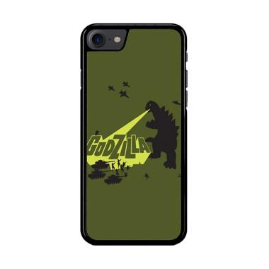 Flazzstore Godzilla Vs Army V0849 P ...  for iPhone 7 or iPhone 8