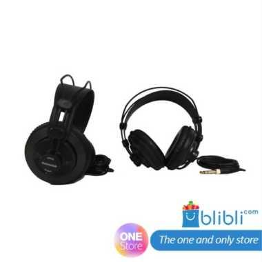 harga SAMSON SR850 HEADPHONE PROFESIONAL STUDIO (2 PCS) SASR850 Blibli.com