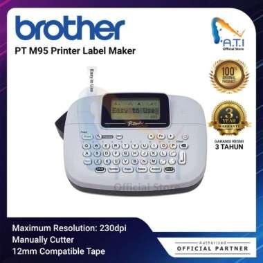 harga Unik BROTHER Printer Label PT M95 Murah Blibli.com