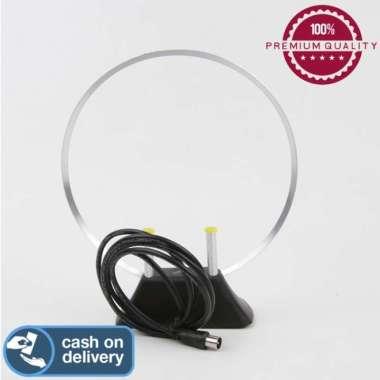 harga Jual Antena TV Indoor Shimura SH-007D Antenna Dalam Televisi Tabung LED LCD Limited Blibli.com