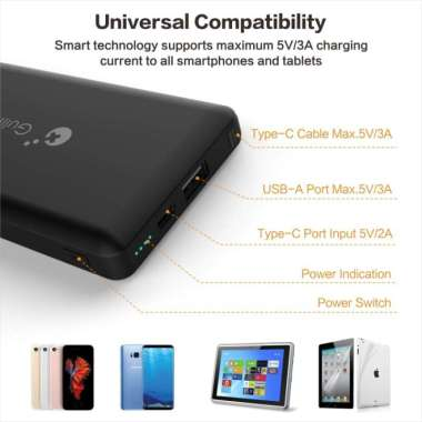 harga Gulikit Detachable Mount Powerbank 10000 mah for Nintendo Switch V2 V1 Blibli.com