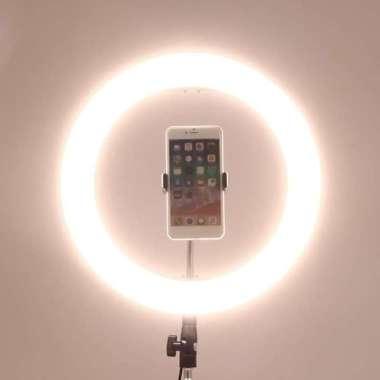 harga Ring Light 20cm + Light Stand Tripod 2M Selfie Livestreamer Multicolor Blibli.com