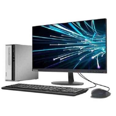 harga PC Desktop Lenovo 5 14IMB05-7LID i7-10700 8G 2T GT730 DVDRW Windows 10 + OHS 23.8