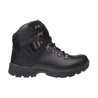 Karrimor Skiddaw Walking Boots Sepatu Gunung Pria - Hitam