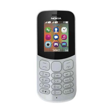 harga Nokia 130 Candybar Handphone [Radio FM] Blibli.com