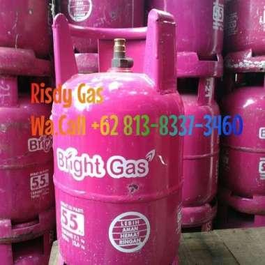 harga BEST PROMO Tabung Bright Gas 5.5kg Kosong Blibli.com